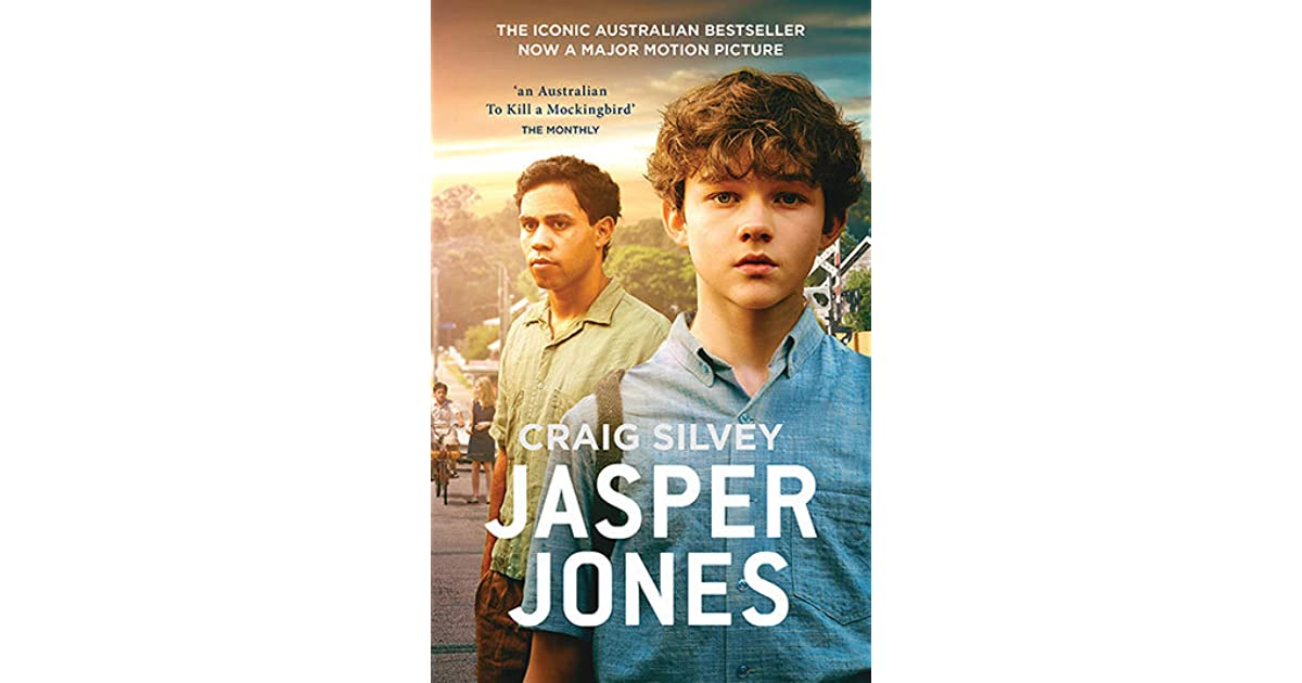 letter to author of jasper jones Author bio: craig silvey grew up on an orchard in dwellingup western australia  [jasper jones] opened understandings to my students' about their community and .