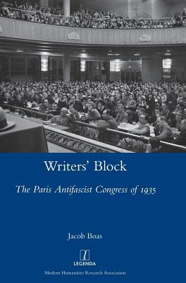 Writers' Block by Jacob Boas