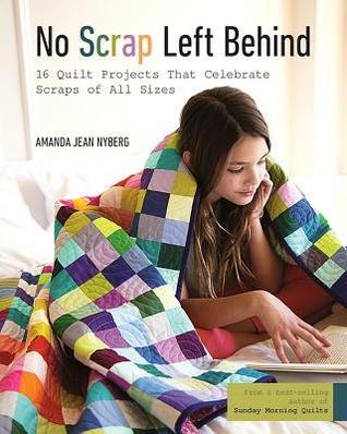 No Scrap Left Behind by Amanda Jean Nyberg