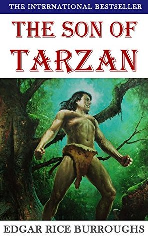 The Son of Tarzan (Illustrated): with free audiobook download