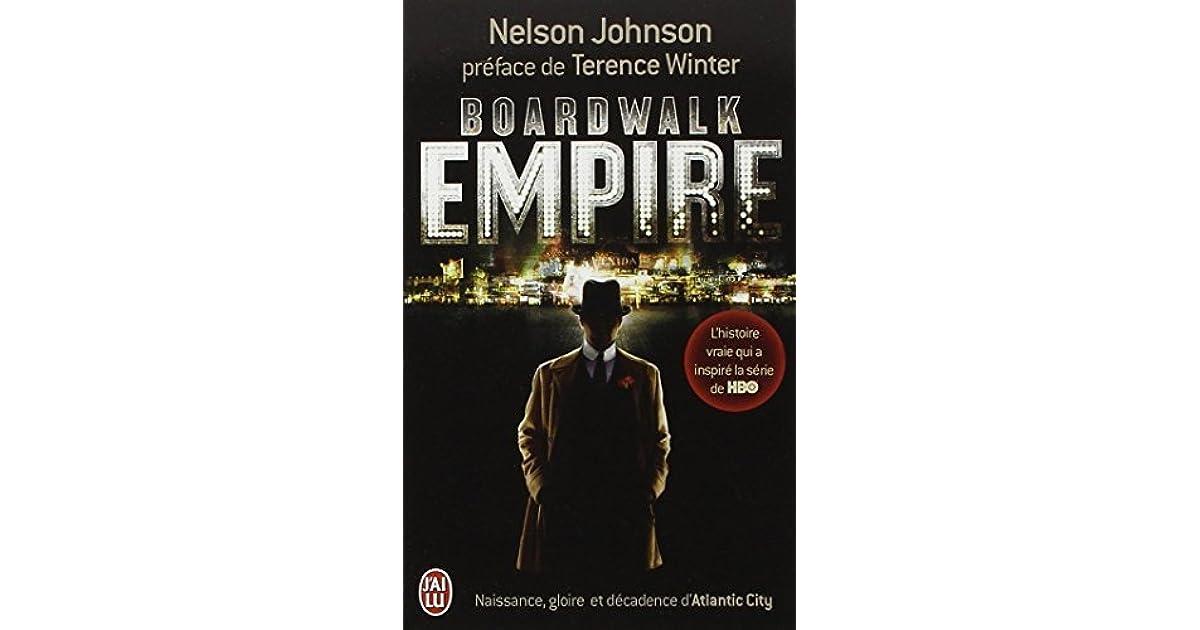 Boardwalk Empire Ebook