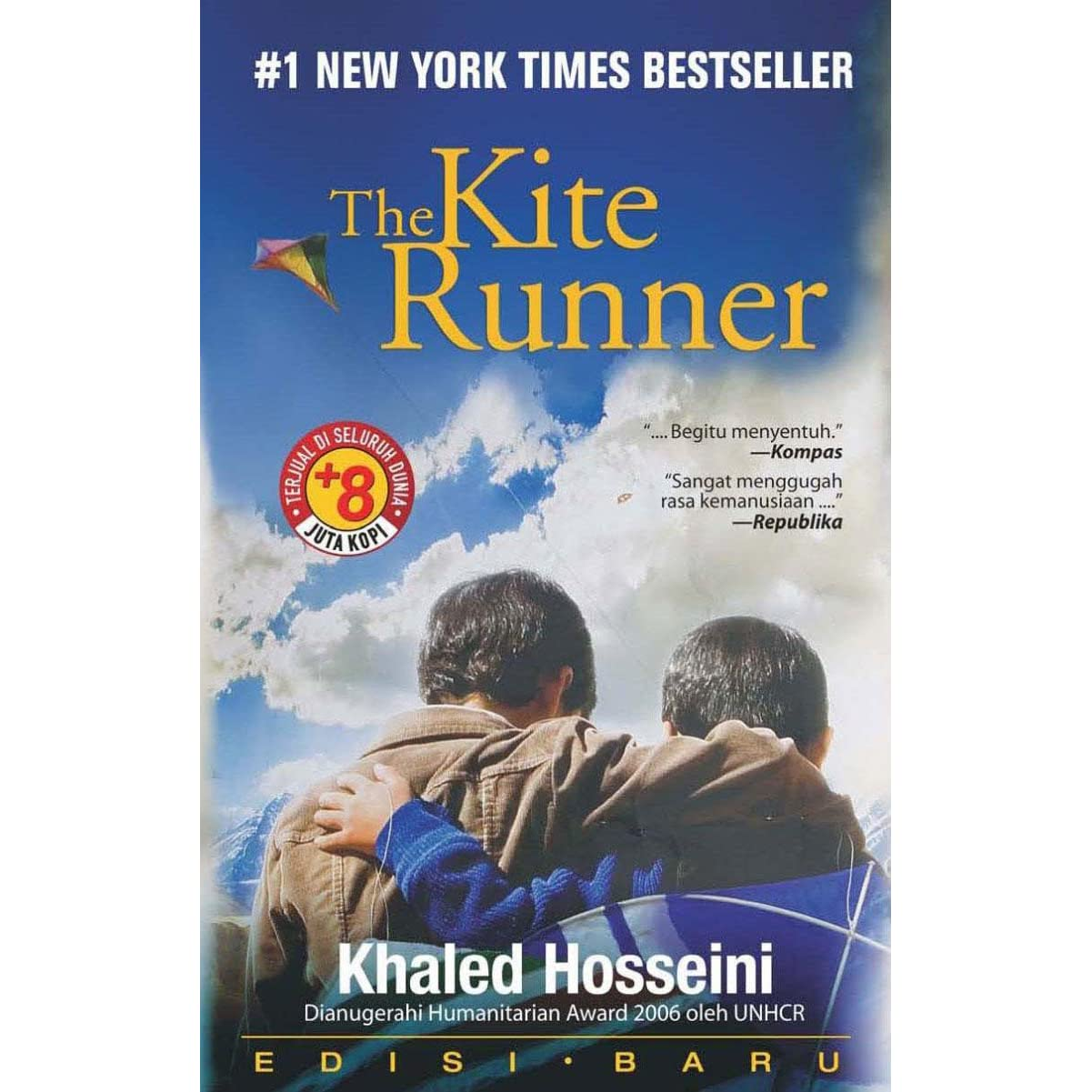khaled hossieni s the kite runner change Khaled hosseini published the kite runner in 2003 by the end of 2005, it was a bestseller in the united states it seemed readers couldn't get enough hosseini's story about the troubled friendship between two afghan boys in 2007, marc forster directed a film adaptation of the novel.