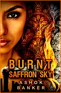 Burnt Saffron Sky