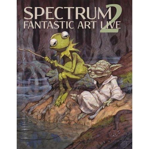 Spectrum Fantastic Art Live 2 by George Pratt