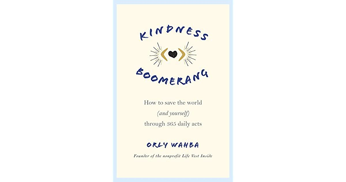 daily kindness 365 days of compassion
