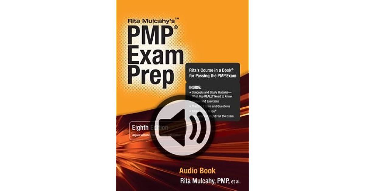 Pmp Exam Prep Eighth Edition Audio Book By Rita Mulcahy