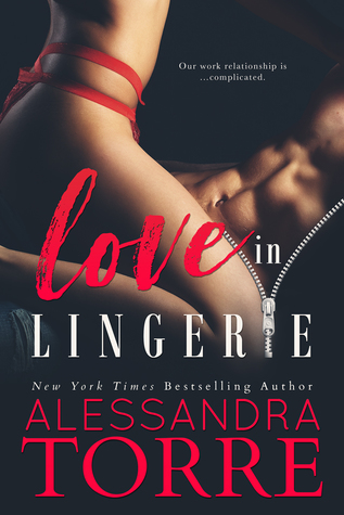 Love in Lingerie (Unzipped, #1)