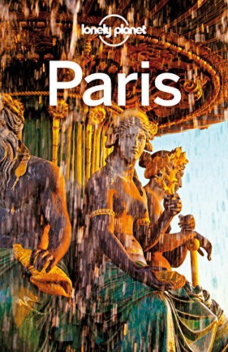 Paris (Lonely Planet Travel Guide)