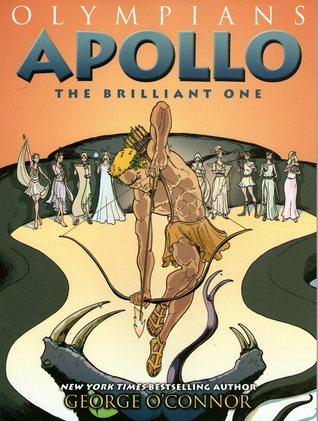 Apollo: The Brilliant One (Olympians, #8)