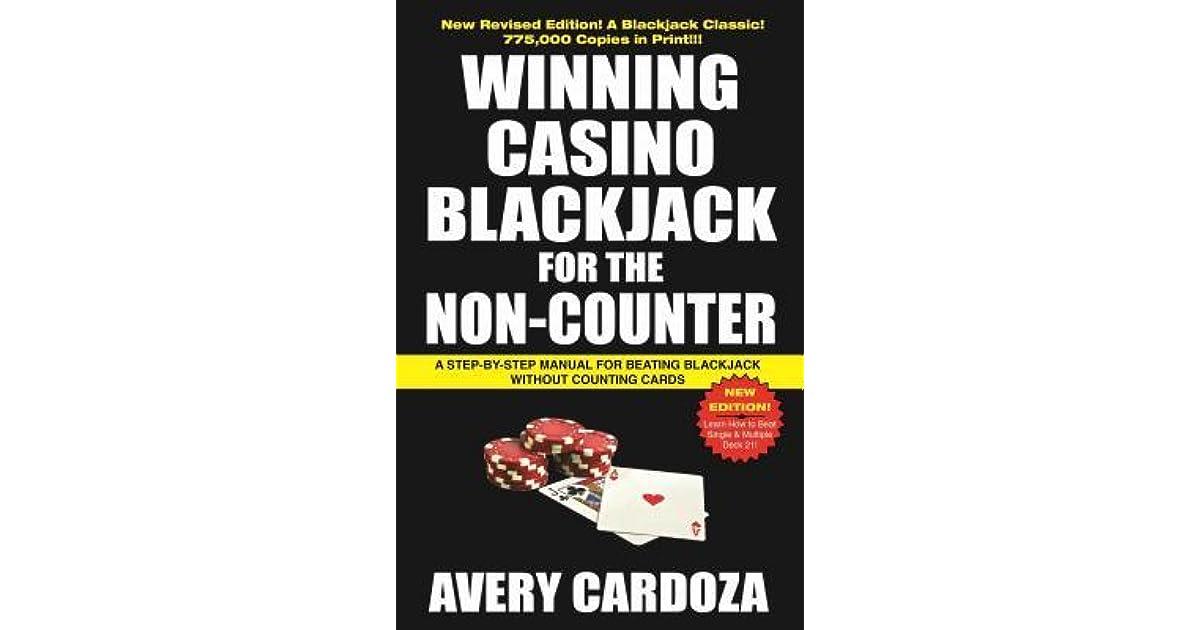winning casino black jack for the non counter