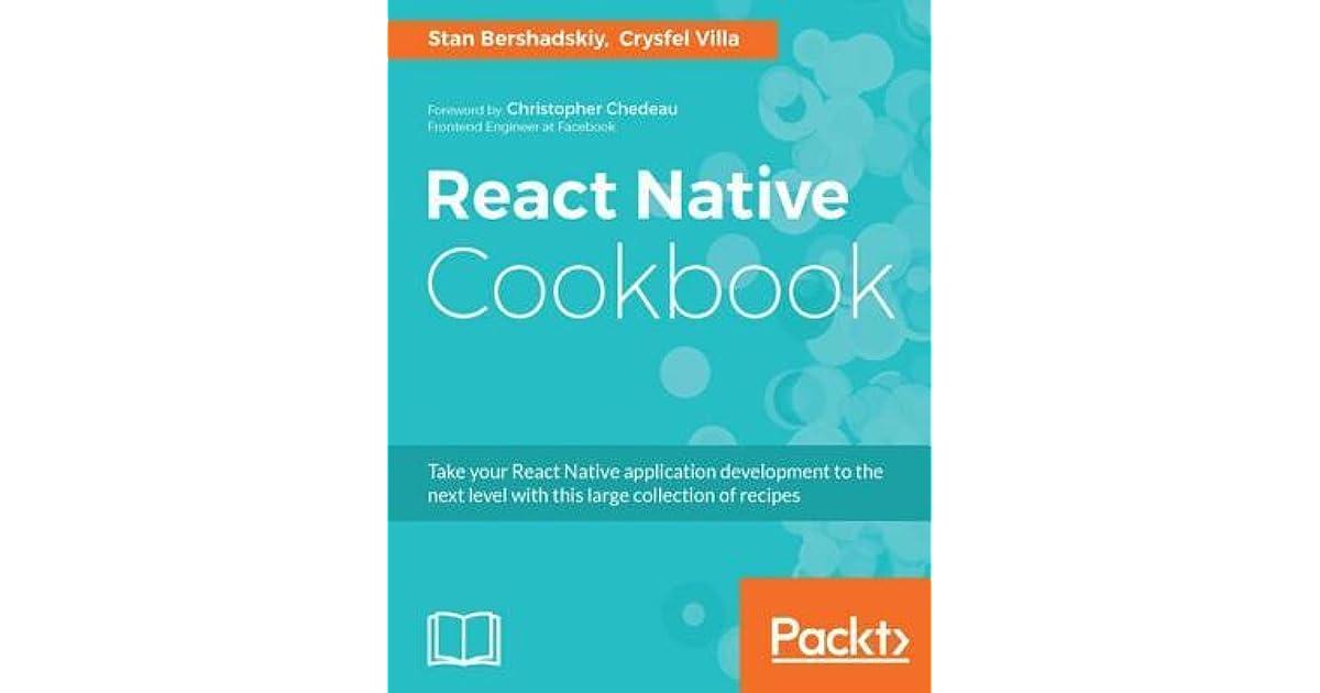 React Native Cookbook by Stan Bershadskiy