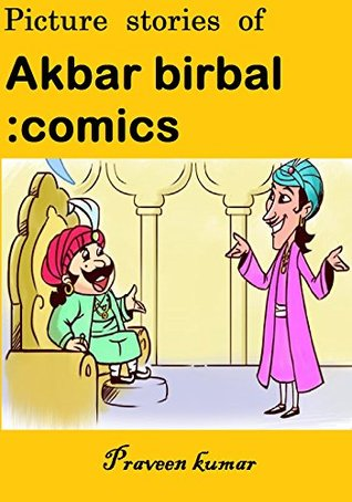 Picture Stories of Akbar Birbal: Comics