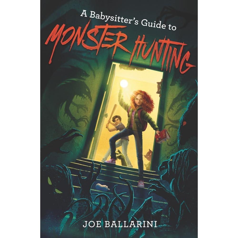 Resultado de imagem para Joe Ballarini a babysitters guide