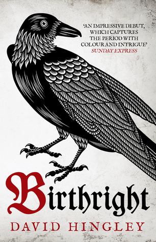Birthright (Mercia Blakewood, #1)