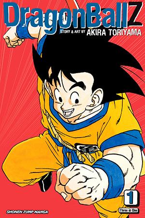 Dragon Ball Z Vol 1 By Akira Toriyama