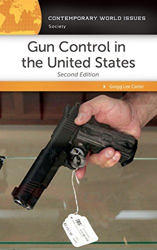 Gun Control in the United States a Reference Handbook, 2nd Edition