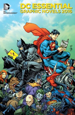 DC Essential Graphic Novels 2016