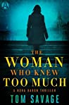 The Woman Who Knew Too Much (Nora Baron #2)