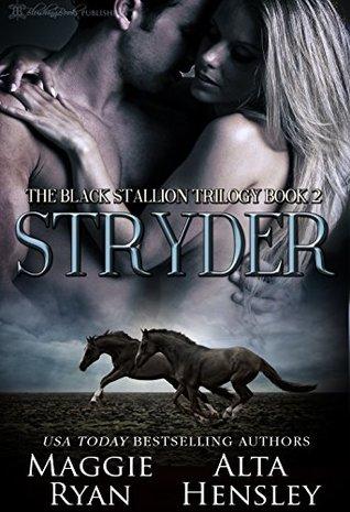 Stryder (The Black Stallion Trilogy, #2)