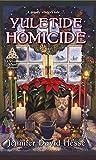 Yuletide Homicide (A Wiccan Wheel Mystery, #3)