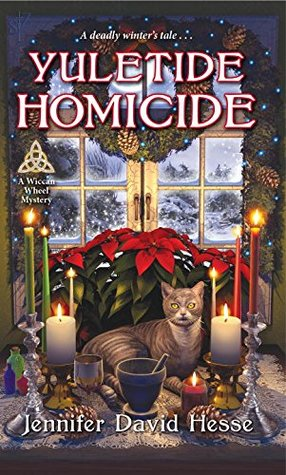 Yuletide Homicide (A Wiccan Wheel Mystery, #3)