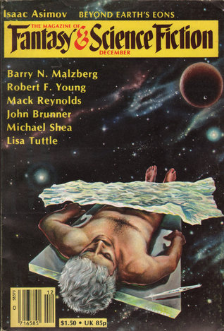 The Magazine of Fantasy & Science Fiction, December 1980 (The Magazine of Fantasy & Science Fiction, #355)