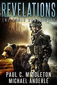Revelations (The Boris Chronicles, #3)