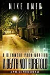 A Death Not Foretold (A Glenmore Park Mystery, #1.5)