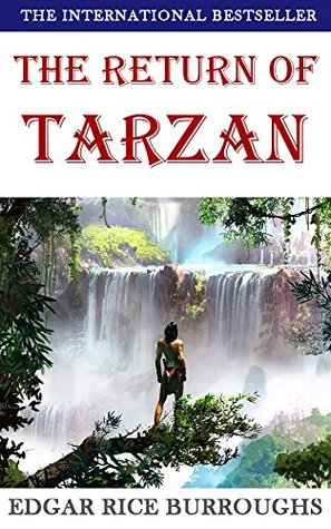 The Return of Tarzan (Illustrated): with free audiobook download