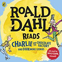 Roald Dahl Reads: Charlie and the Chocolate Factory, James & the Giant Peach, Fantastic Mr. Fox, The Enormous Crocodile & The Magic Finger