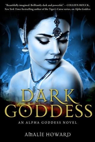 Dark Goddess by Amalie Howard