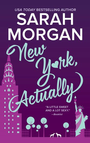 New York, Actually (From Manhattan with Love, #4)