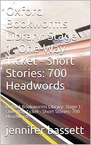 oxford-bookworms-stage-1-one-way-ticket-short-stories