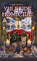 Yuletide Homicide (A Wiccan Wheel Mystery Book 3)