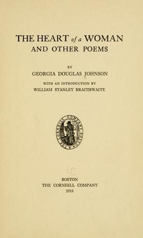 Georgia Douglas Johnson lost illusions