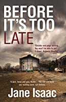 Before It's Too Late (DI Will Jackman Series)