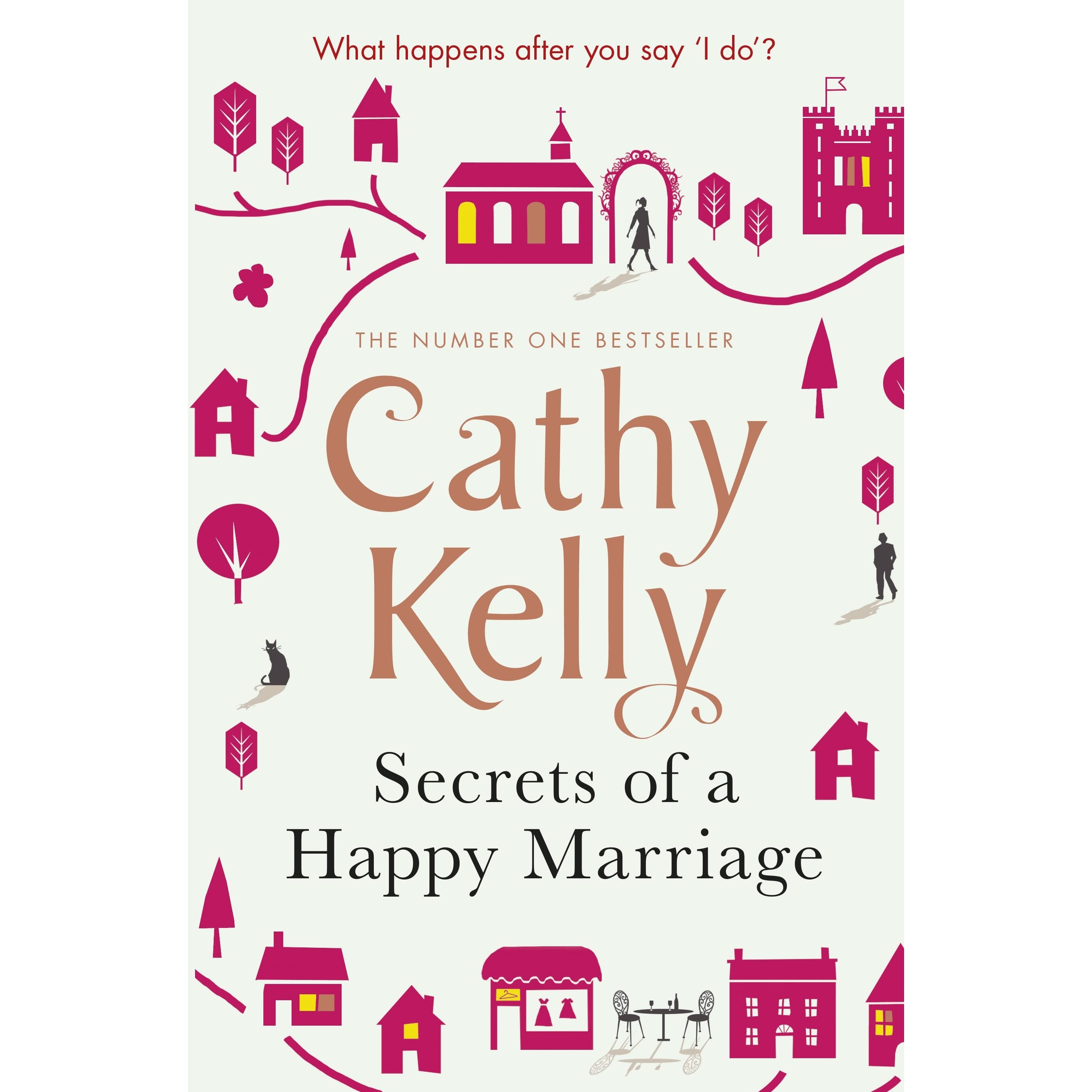 Book Giveaway For Secrets Of A Happy Marriage By Cathy