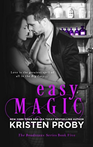 Easy Magic (Boudreaux, #5)