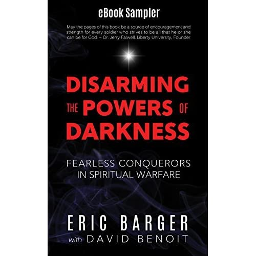 Disarming the powers of darkness ebook sampler fearless disarming the powers of darkness ebook sampler fearless conquerors in spiritual war by eric barger fandeluxe Epub
