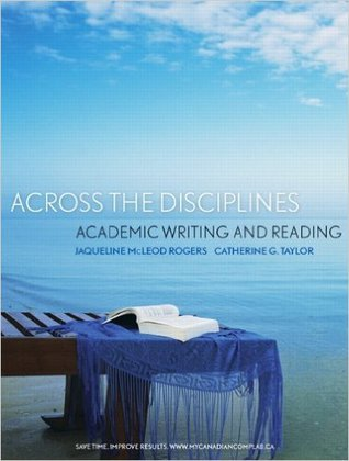 Academic Writing and Reading Across the Disciplines