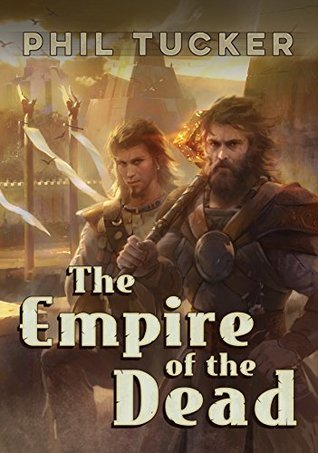 The Empire of the Dead (The Godsblood Trilogy #1)