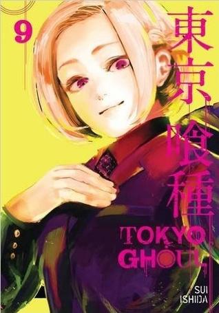 Tokyo Ghoul, Vol. 9 by Sui Ishida