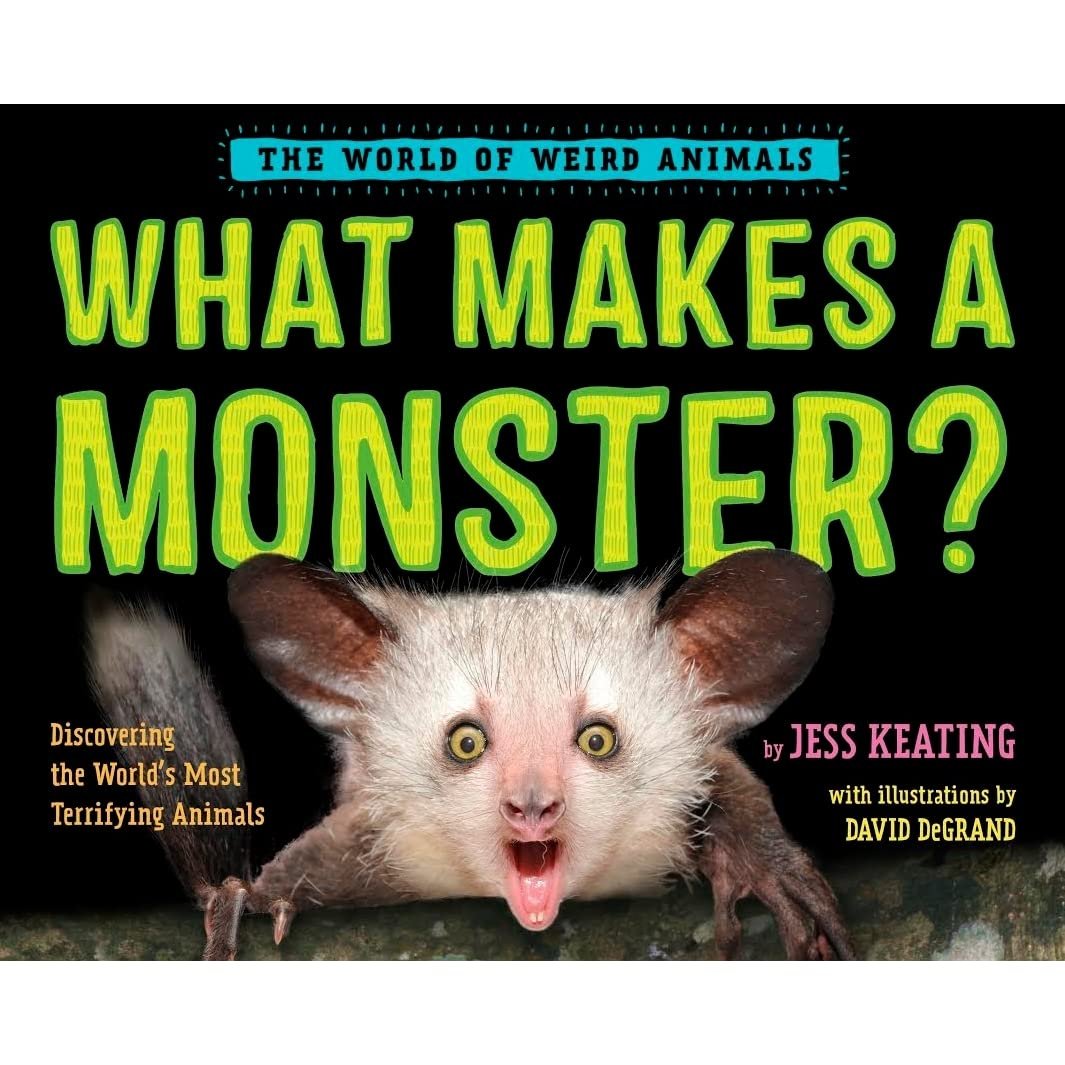 what makes a monster discovering the world u0027s scariest creatures