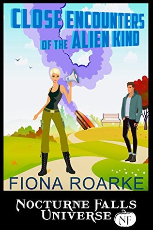 Close Encounters of the Alien Kind (Alienn, Arkansas #0.5; Nocturne Falls Universe)
