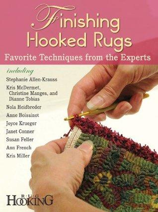 Finishing Hooked Rugs Favorite