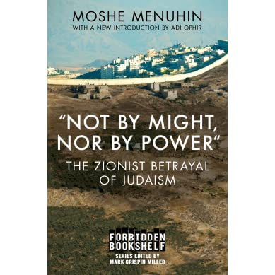 Not by Might, Nor by Power:
