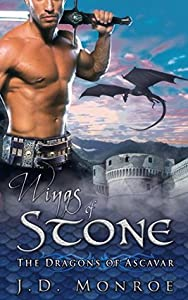 Wings of Stone (The Dragons of Ascavar #1)