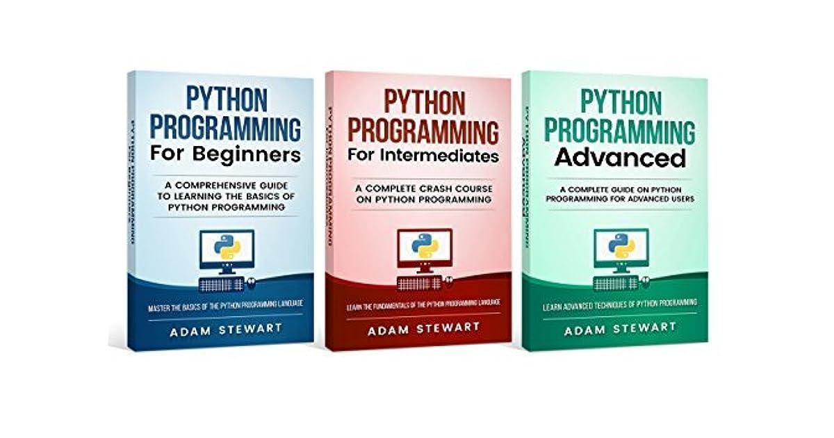 Python Programming: python programming for beginners, python