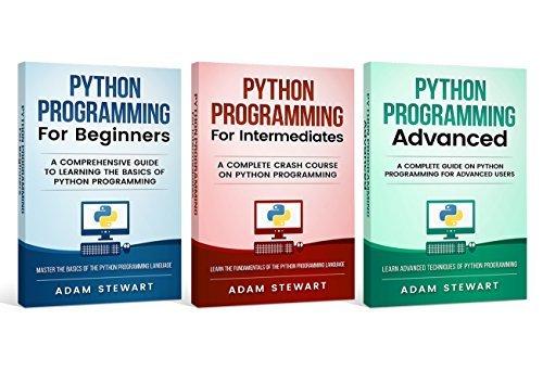 Adam Stewart] Python Programming.  Python Program