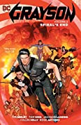 Grayson, Volume 5: Spiral's End